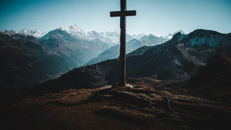 Salvation Hangs On The Cross