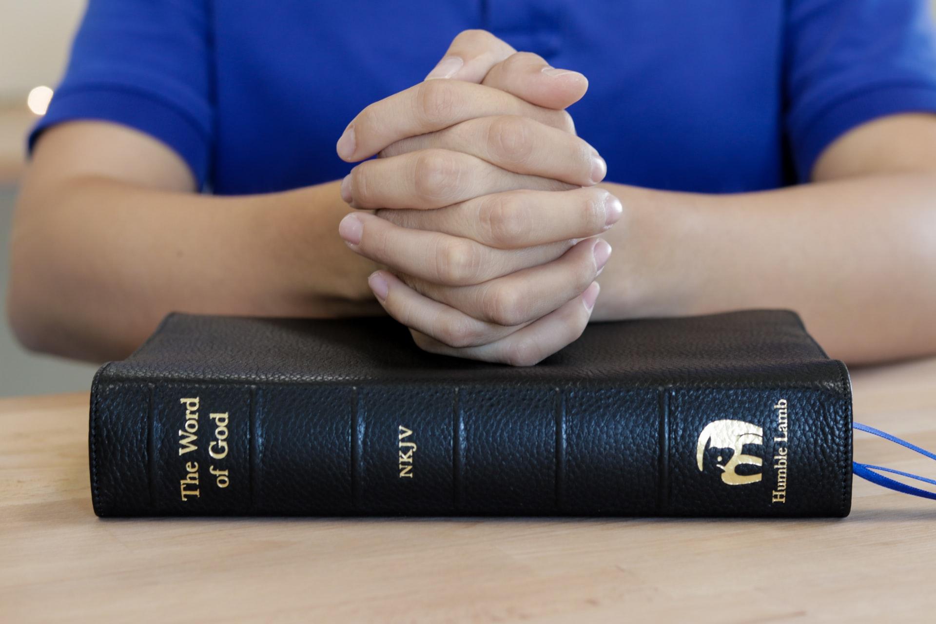 Praying From John17